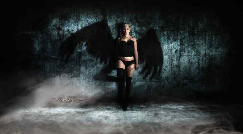 Dark Angel - by TillyBilly